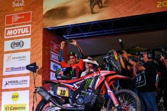 Podium : Monster Energy Honda Team Honda: JosŽ Ignacio Cornejo Florimo