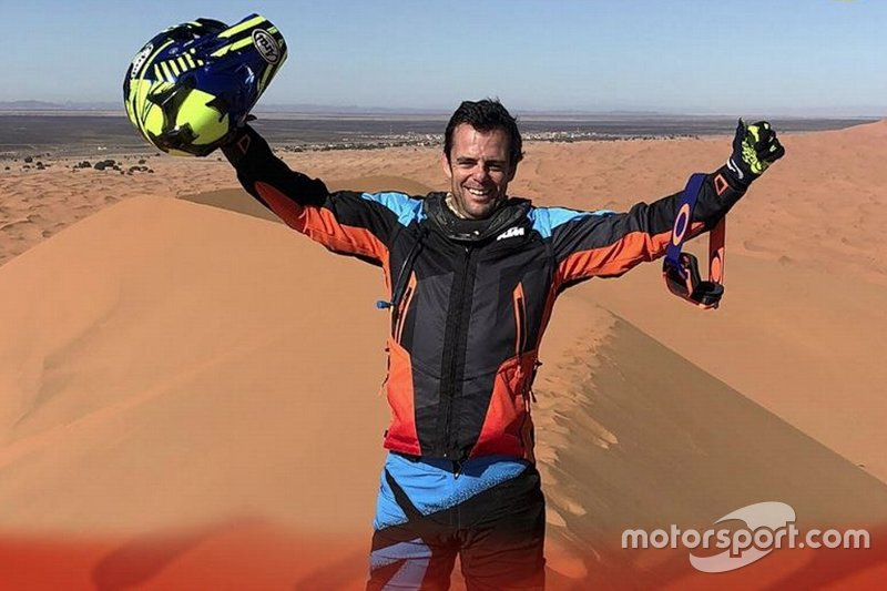 #134 KTM Portugal: Miguel Caetano
