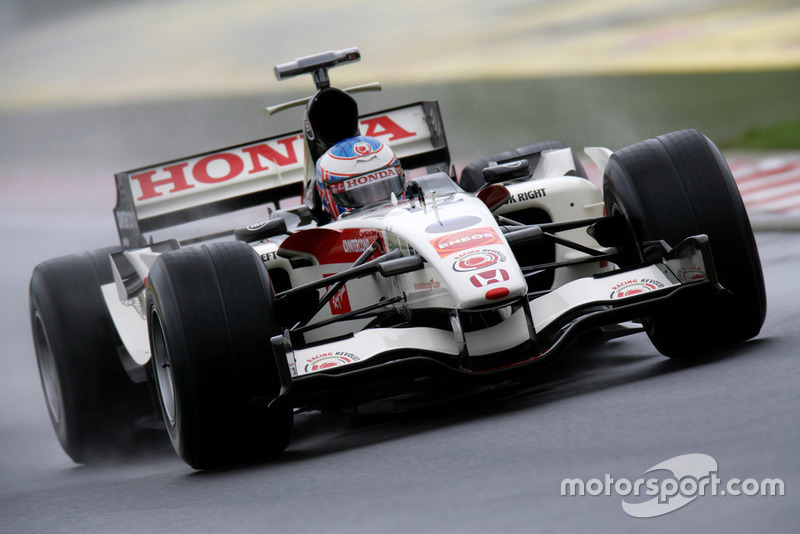 Jenson Button, Honda RA106