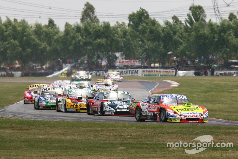 Jonatan Castellano, Castellano Power Team Dodge, Juan Jose Ebarlin, Donto Racing Torino, Nicolas Bon