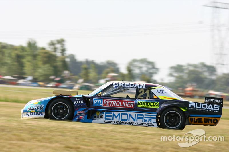 Martin Ponte, GT Racing Dodge