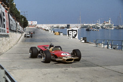 Graham Hill, Lotus 49B Ford