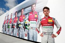 Nyck de Vries, Audi Sport DTM piloto de reserva