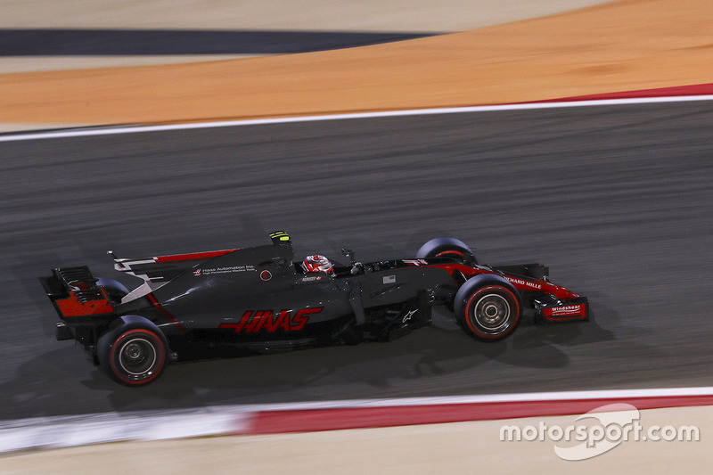 20: Kevin Magnussen, Haas F1 Team VF-17