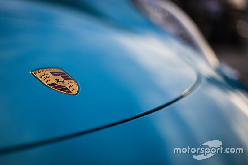 Porsche IMSA Hot Lap Experience