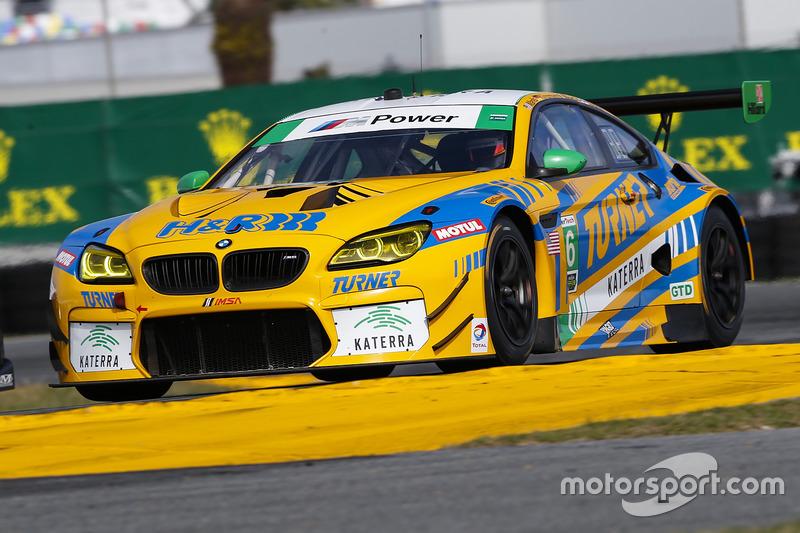 #96 Turner Motorsport BMW M6 GT3: Jens Klingmann, Justin Marks, Maxime Martin, Jesse Krohn