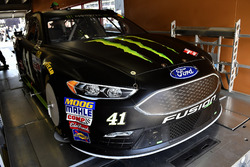 The car of Kurt Busch, Stewart-Haas Racing Ford