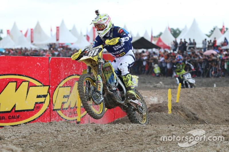 Jeremy Seewer, Team Suzuki World MX2
