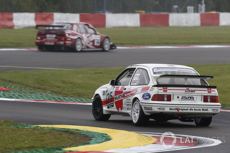 #25 Michael Schneider, Ford Sierra Cosworth RS500