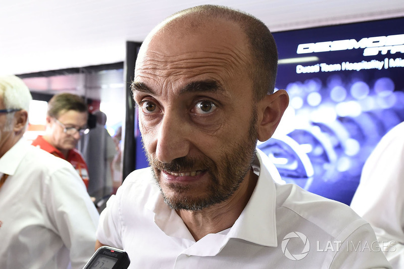 Claudio Domenicali, CEO Ducati