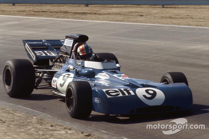 Francois Cevert: GP USA 1971 in Watkins Glen