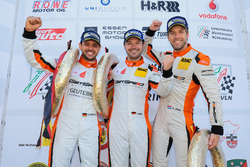 Tim Scheerbarth, Alexander Mies, Steve Jans, Porsche 911 GT3 Cup