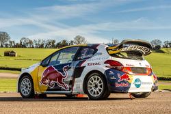Peugeot 208 WRX von Kevin Hansen, Team Peugeot Hansen