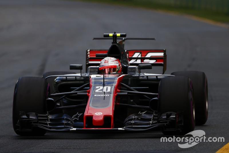 Kevin Magnussen, Haas F1 Team, VF-17