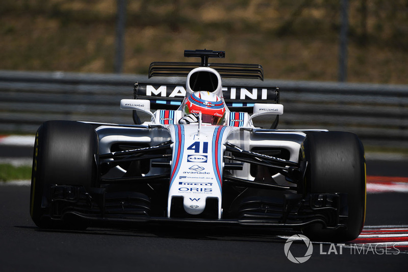 Лука Гьотто, Williams FW40