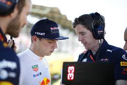 Max Verstappen, Red Bull, zijn engineers