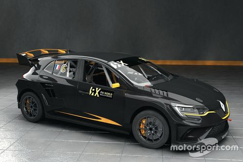 Renault RX от Prodrive