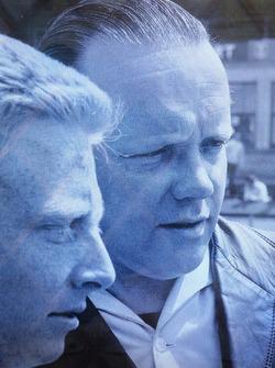 Herbert Müller et Remo Bader