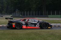 Lamborghini Huracan-S.GT3 #62, Antonelli Motorsport: Veglia-Valente