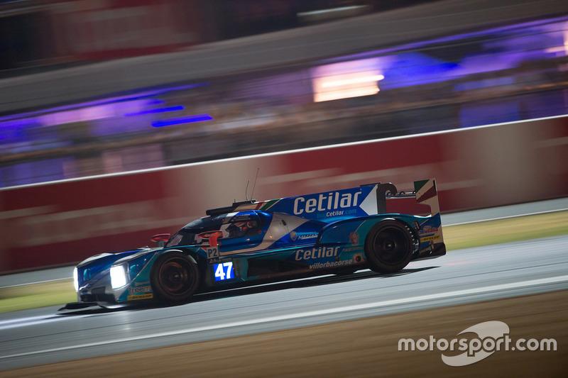 7. LMP2: #47 Villorba Corse, Dallara P217 Gibson