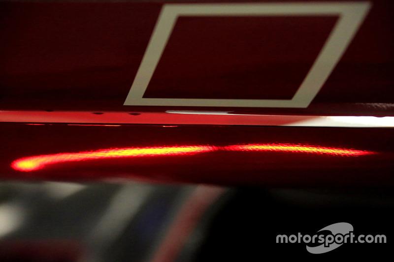 Audi RS 5 DTM: Detail