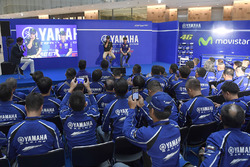 Maverick Viñales, Yamaha Factory Racing, Johann Zarco, Monster Yamaha Tech 3