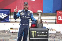 Race winner Martin Truex Jr., Furniture Row Racing Toyota