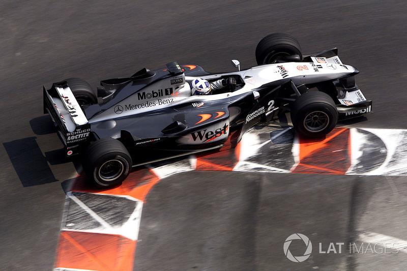 2000: Дэвид Култхард, McLaren MP4/15