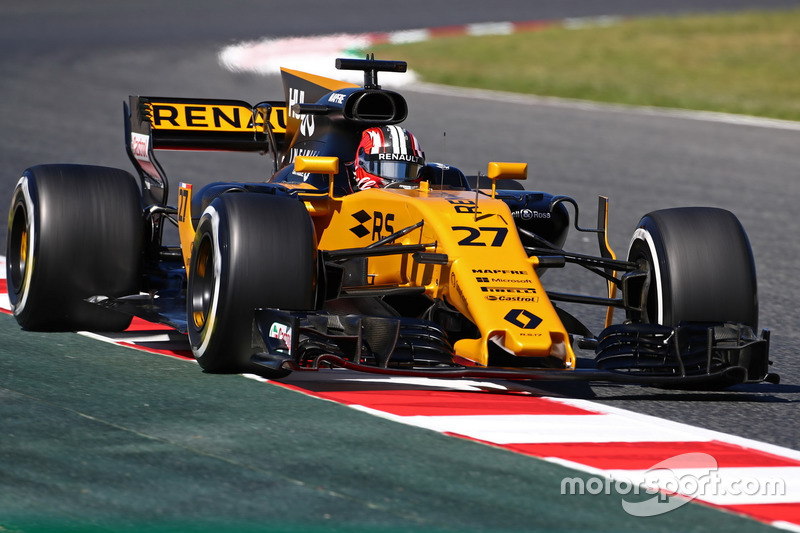 Нико Хюлькенберг, Renault (26 очков, десятое место в общем зачете, лучший результат – шестое место на Гран При Испании и Великобритании). Оценка Motorsport.com Россия – 9/10
