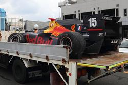Автомобиль Пьера Гасли, Team Mugen