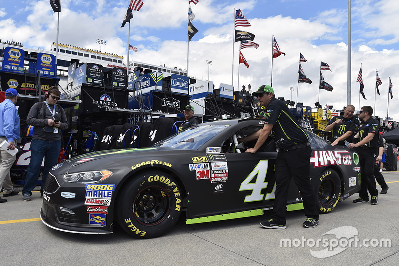 Kurt Busch, Stewart-Haas Racing, Ford