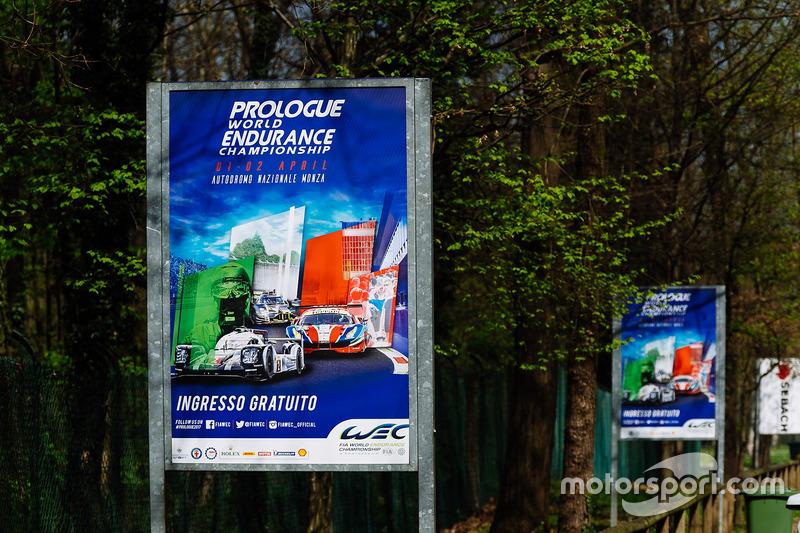 Poster: WEC-Prolog in Monza