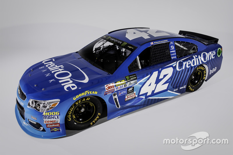 Chip Ganassi Racing livery
