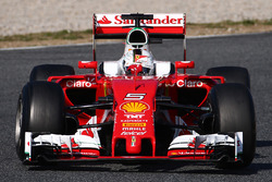 Себастьян Феттель, Scuderia Ferrari SF16-H