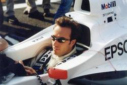 Tom Coronel op de grid, seizoensfinale Formule Nippon 1999 in Suzuka