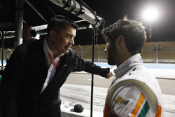 Kyle Kaiser, Juncos Racing Chevrolet, Ricardo Juncos