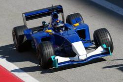 Heinz-Harald Frentzen, Sauber Petronas C22