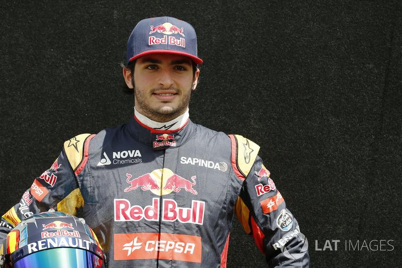 2015 - Carlos Sainz Jr., Toro Rosso