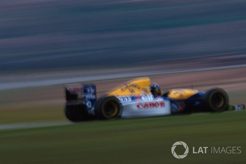 GP da Alemanha 1993 – Damon Hill