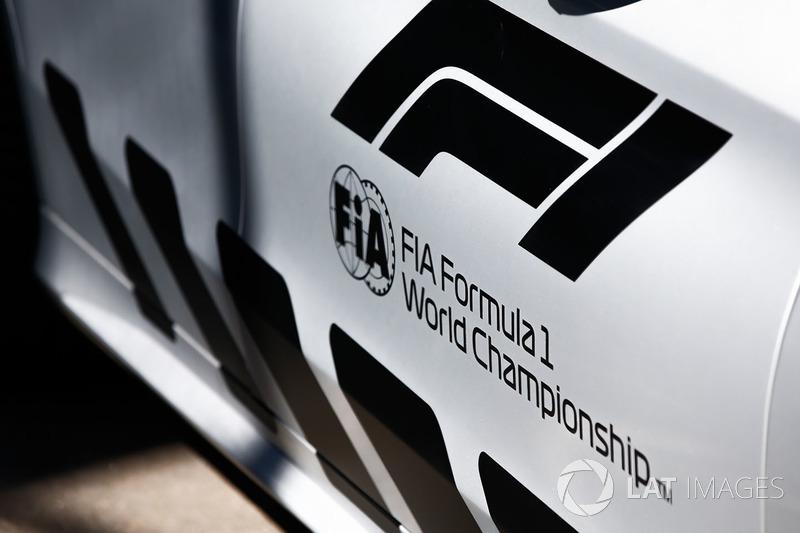 Mercedes-AMG GTR, Safety car FIA Formula 1