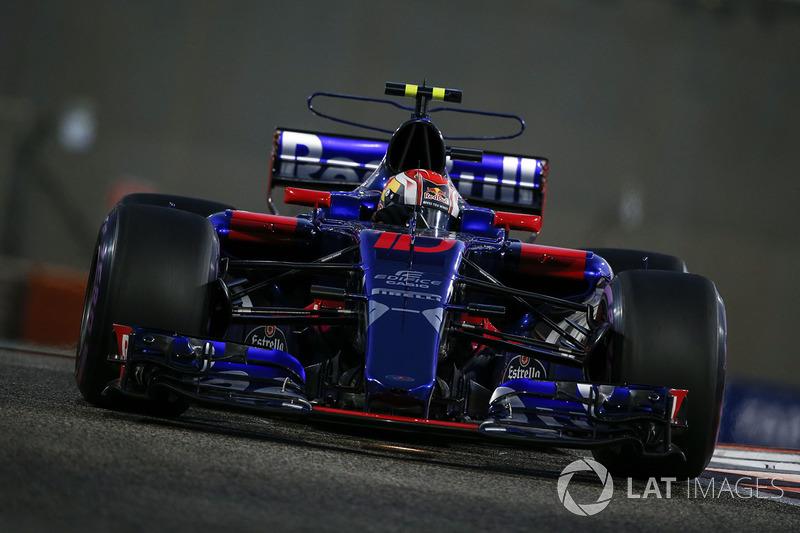 17. Pierre Gasly, Scuderia Toro Rosso STR12