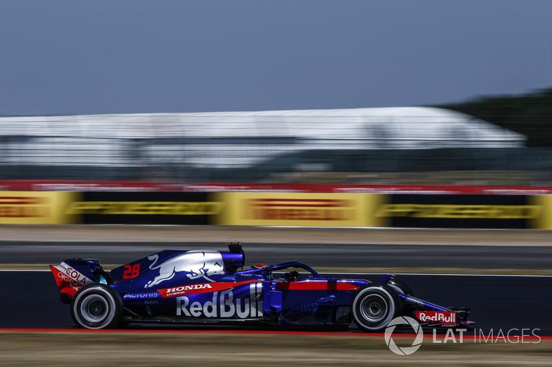 Nicht gestartet: Brendon Hartley, Scuderia Toro Rosso STR13