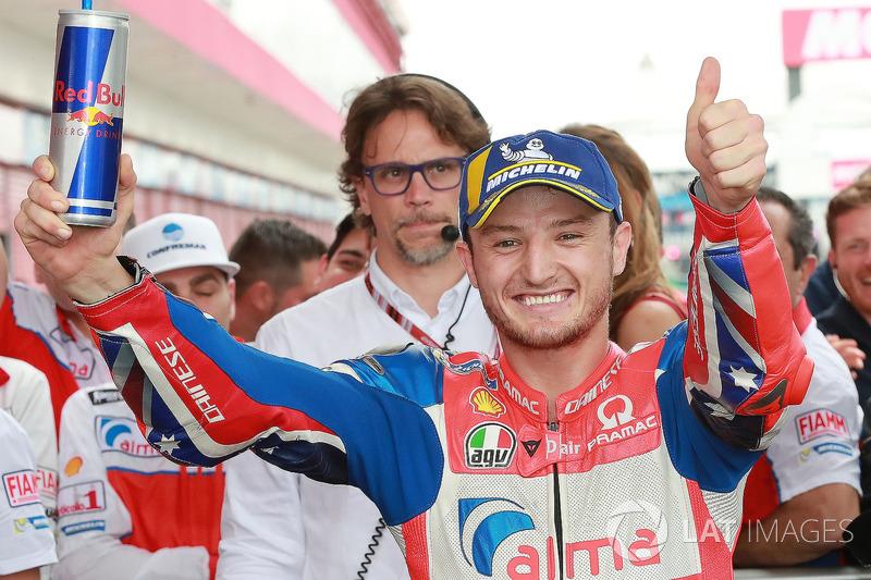 #2 GP de Argentina - Pole: Jack Miller