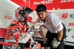 SS600: Andi Gilang, Astra Honda Racing Team