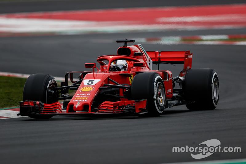 Ferrari (298 кругов)