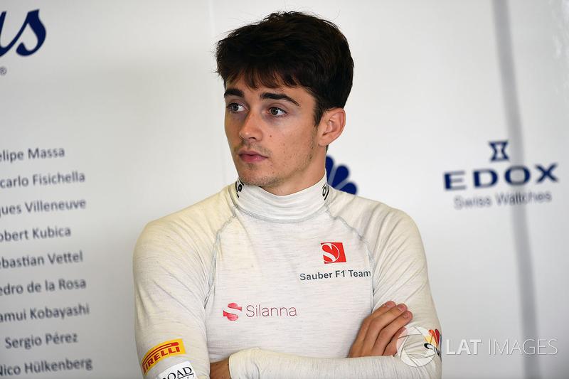 Confirmado: Charles Leclerc (Mónaco)