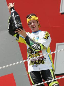 Campeón del mundo Andrea Dovizioso, Honda