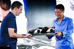McLaren Ultimate Vision Gran Turismo d'Amalgam
