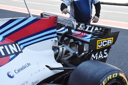 Williams FW40: T-Flügel