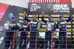 Podium: #2 United Autosports, Ligier JS P3 - Nissan: John Falb, Sean Rayhall, #3 United Autosports, Ligier JS P3 - Nissan: Mark Patterson, Wayne Boyd, Christian England